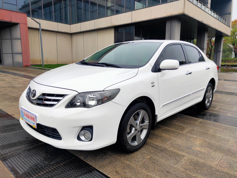丰田卡罗拉2013款 卡罗拉 特装版 1.8L GL-i 至酷版 CVT